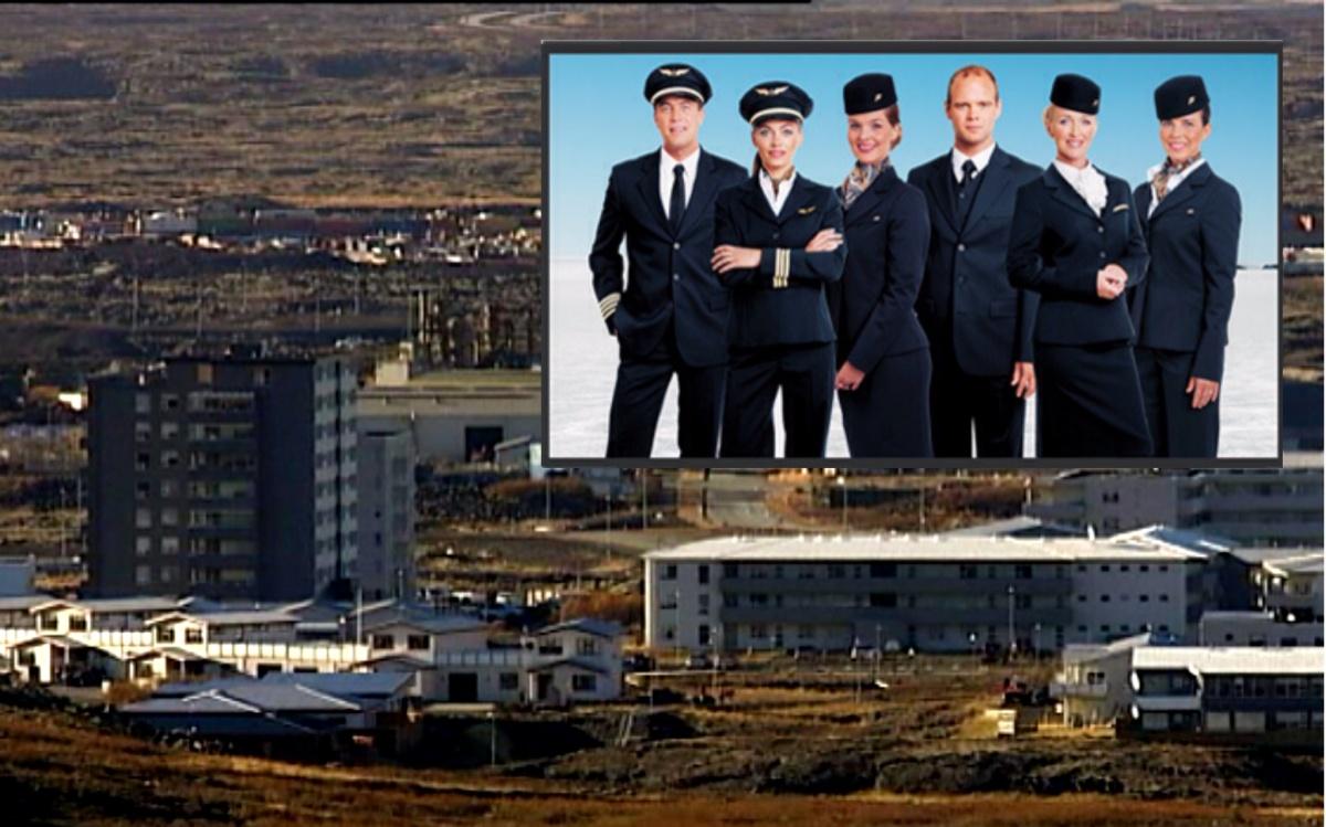 Icelandair verður á Flugvöllum