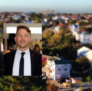 Gunnar Axel Axelsson oddviti Samfylkingarinnar