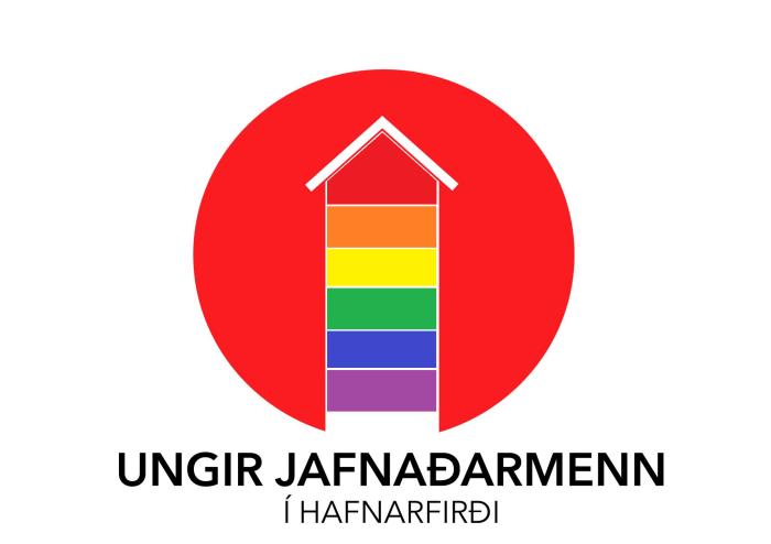 Tillagan var borin upp af frumkvæði Bersans - ungra jafnaðarmanna í Hafnafirði