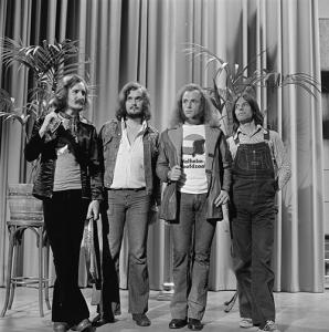 Hljómsveitin árið 1974