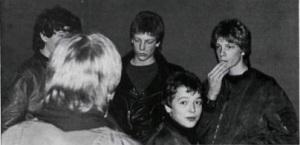 Hafnfirskir strákar í Æskó árið 1983.  Mynd: Fjarðarpósturinn